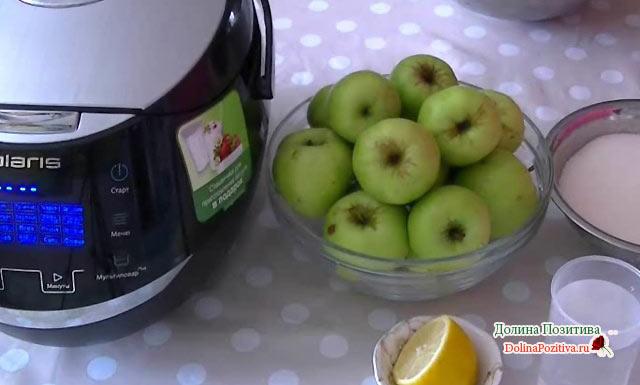 что нужно для яблочного повидла