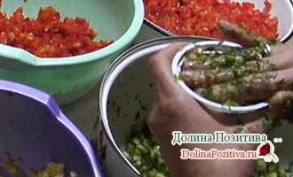 овощи для супов