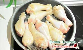 ножки курицы