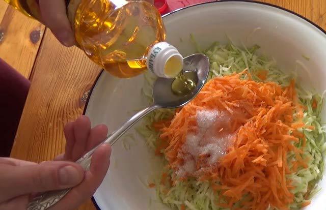 салат как в столовой