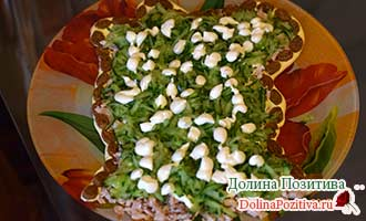 свинка пеппа салат шаг 9