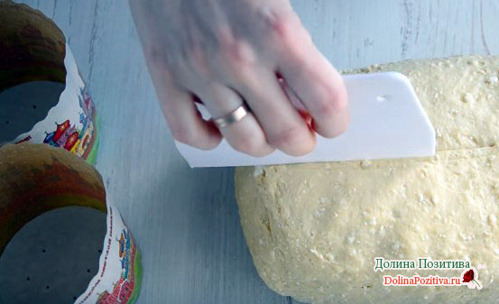 готовое тесто