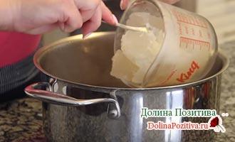 добавление в заготовки желатина
