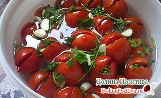 томаты в рассоле