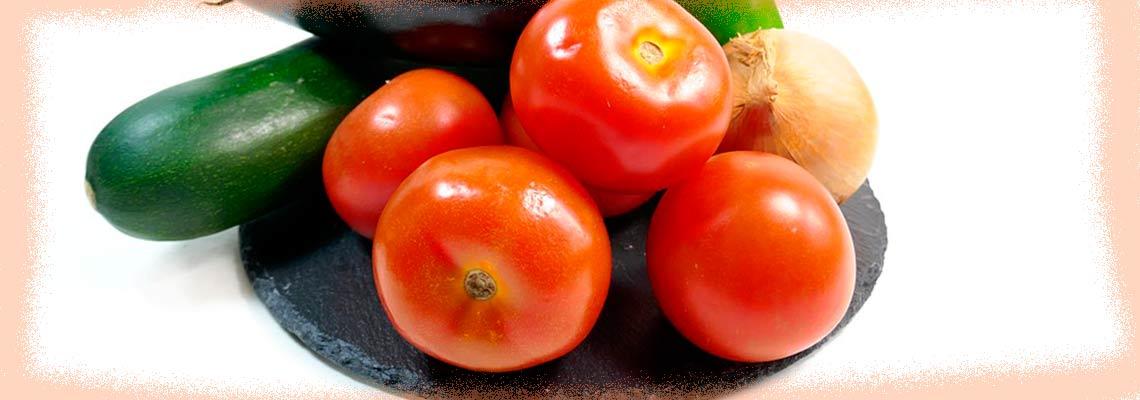 Кабачок с помидорами на зиму