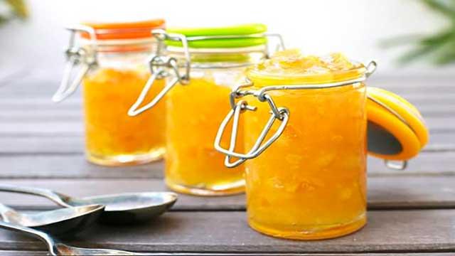 дыне-апельсиновое варенье