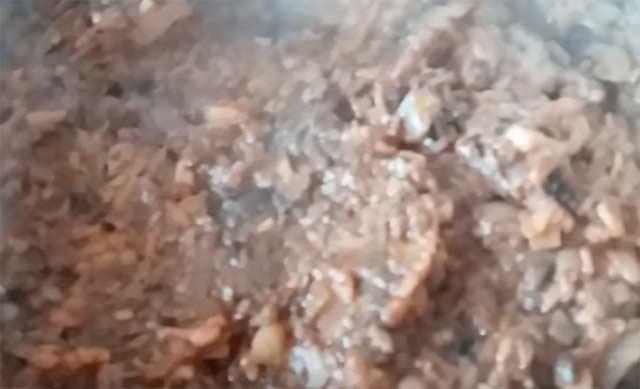 масса грибная