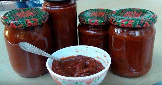 кетчуп с томатной пастой
